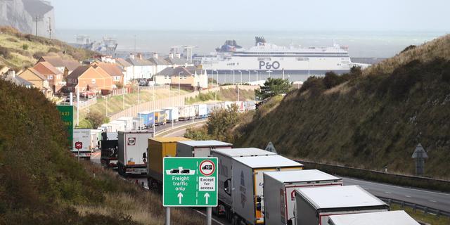 Britse winkeliers willen meer tijdelijke werkvisa voor vrachtwagenchauffeurs