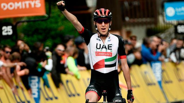 Daniel Martin wint vijfde rit in Dauphiné, Thomas nieuwe leider