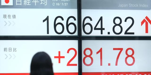 Dividenduitkeringen zetten Nikkei licht lager