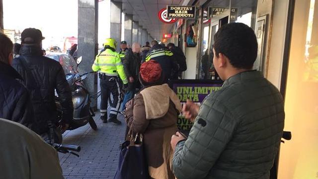 Verdachte van bekrassen auto's aangehouden in Amsterdam