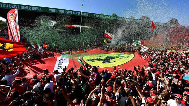 Alles over GP Italië: 'Met mazzel kan Verstappen podium halen in Ferrari-land'