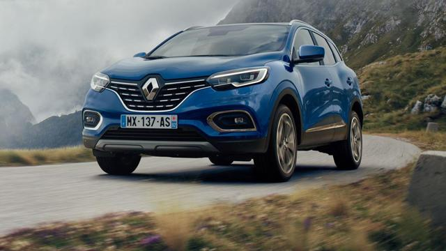 Renault wijzigt Kadjar en voert verbeteringen door