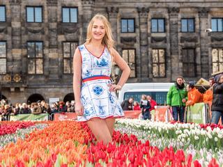 Amsterdam profiteert met stip van de leegloop van The City