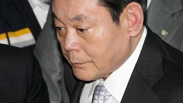 Voorzitter Samsung verdacht van grootschalige belastingontduiking