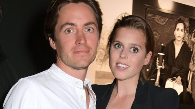 Britse prinses Beatrice heeft zich verloofd met Edoardo Mapelli Mozzi