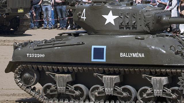 Shermantank uit Tweede Wereldoorlog gevonden in Drenthe