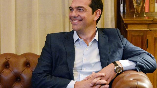 Nieuwe Griekse regering beëdigd