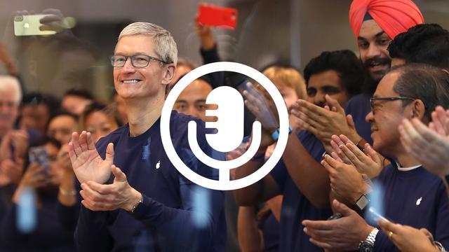 'Hype rondom nieuwe iPhones ontstaat door geruchtenstroom'
