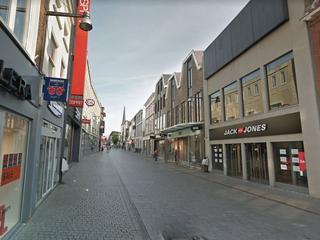 Daders zijn weggerend in richting van Van Coothplein