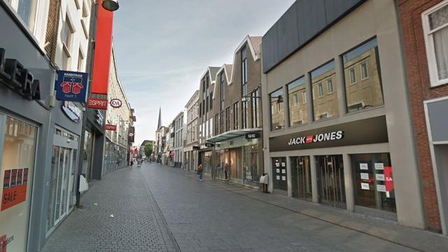 Meerdere telefoons gestolen uit telefoonwinkel Ginnekenstraat