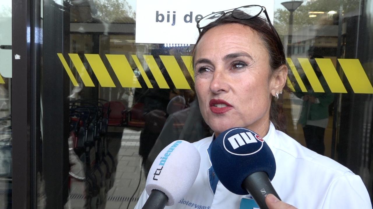 Slotervaartziekenhuis failliet: 'Eén grote huilpartij'