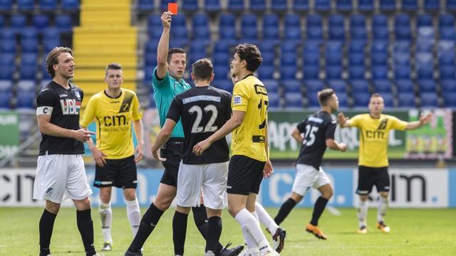 NAC-aanvaller Ünal definitief geschorst voor play-off tegen Willem II