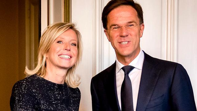 Rutte ontvangt beoogde vicepremiers op Binnenhof