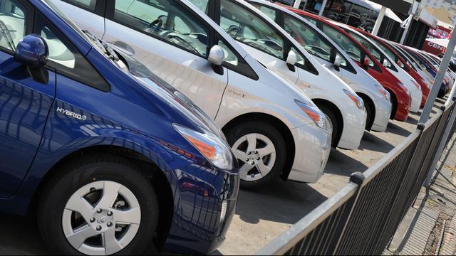 'Toyota nadert doorbraak in productie batterijen voor elektrische auto's'