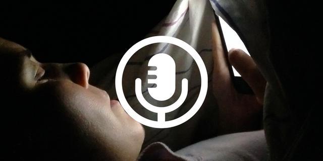 Is de donkere modus op je smartphone goed voor je ogen?