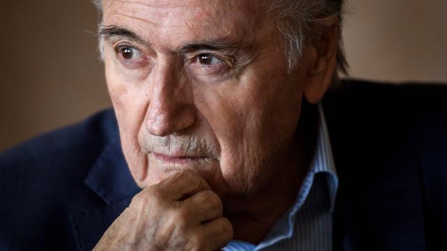 Blatter van plan WK-duel tussen Portugal en Marokko te bezoeken