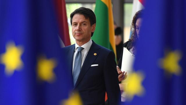 Europese deadline voor Italië: Sancties dreigen voor Italiaanse regering