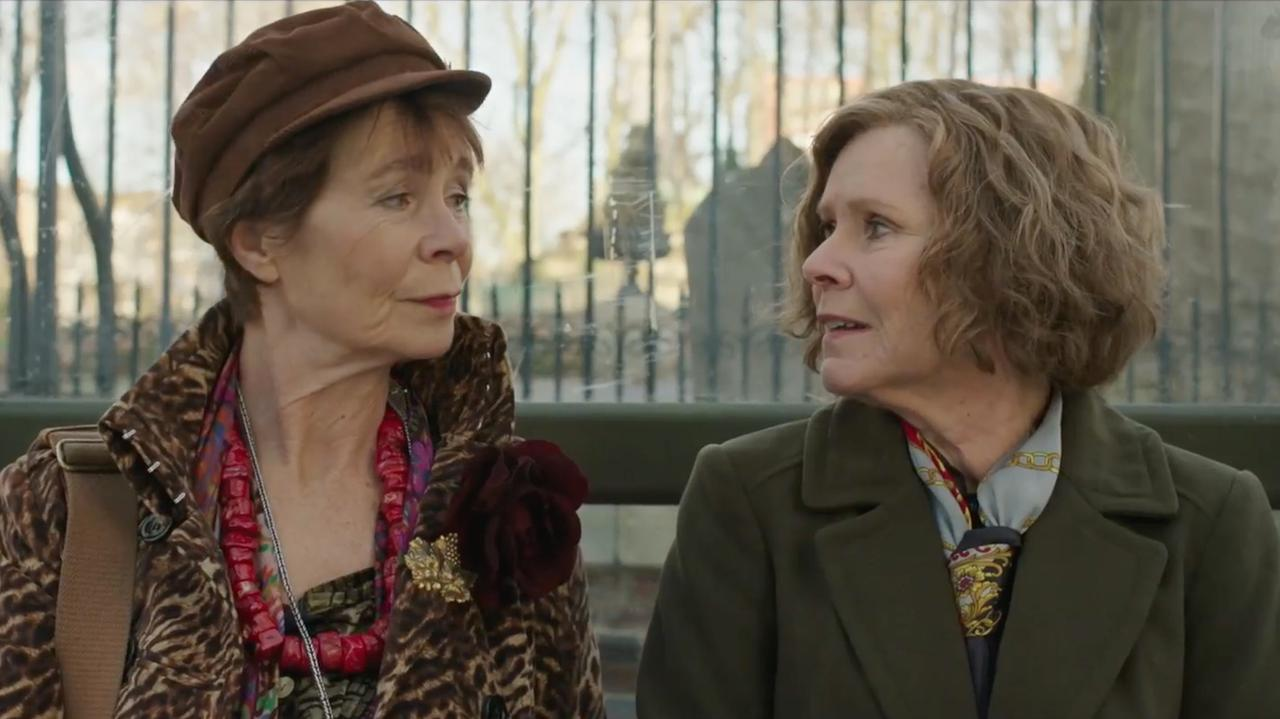 Trailer Finding your feet