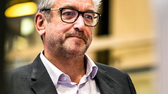 Peter Vandermeersch (NRC) wordt toch geen correspondent in Parijs