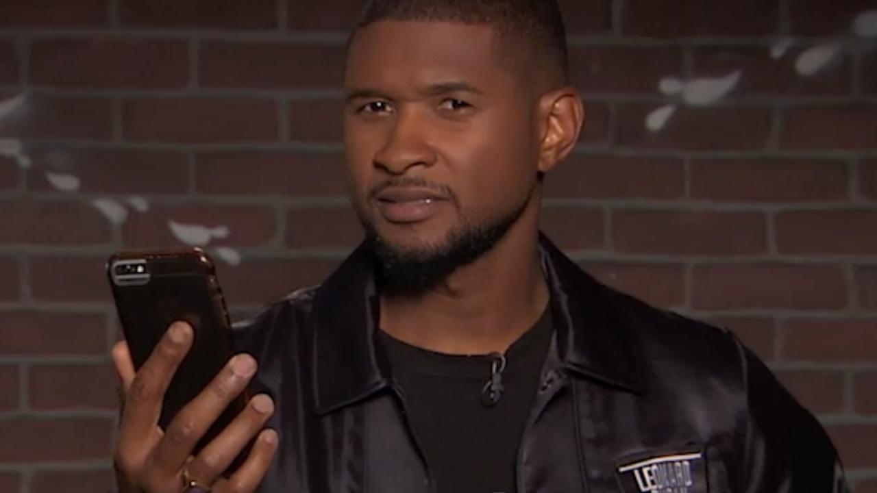 Usher, Pink en Alice Cooper lezen gemene tweets over zichzelf