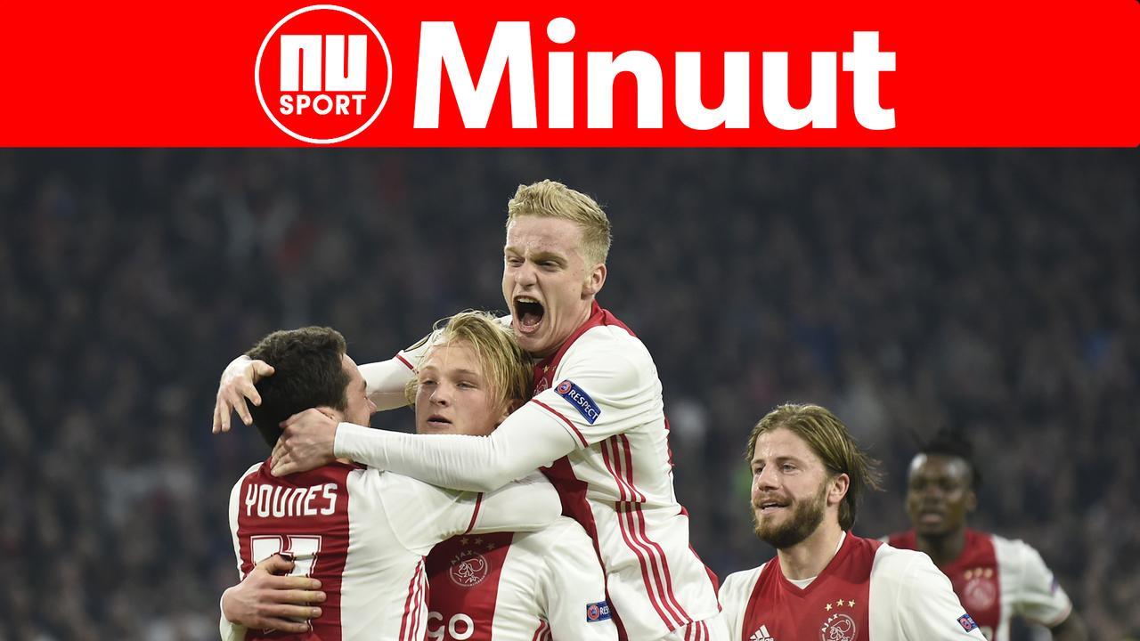 Vooruitblik: Ajax klaar voor kwartfinale Europa League en Alonso in Indy 500