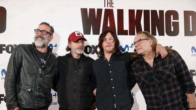 Opnames The Walking Dead na overlijden stuntman hervat