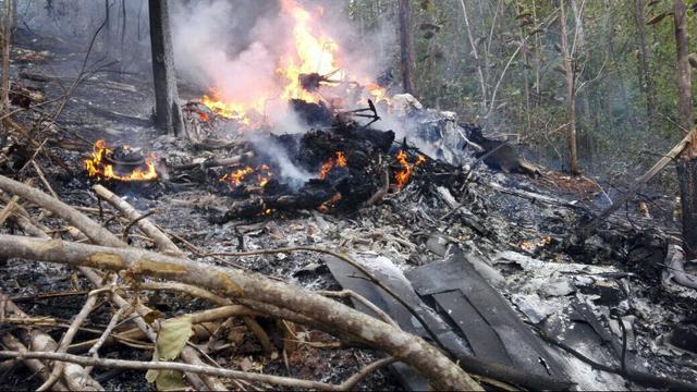 Zeker twaalf doden door vliegtuigcrash in Costa Rica