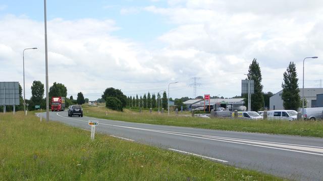 Provincie voert komende maanden werkzaamheden uit aan N289 bij Kruiningen