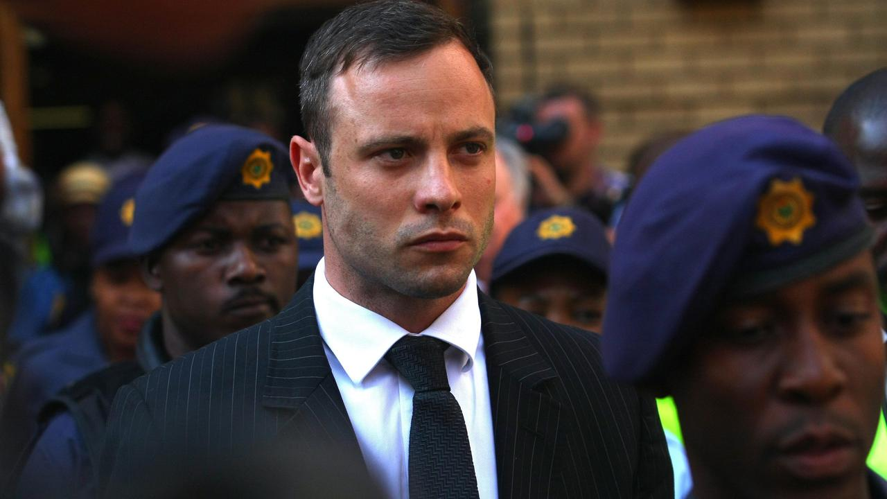 Pistorius krijgt dertien jaar cel: een tijdlijn
