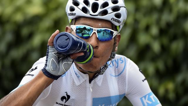 Quintana twijfelt nog steeds over Vuelta-deelname
