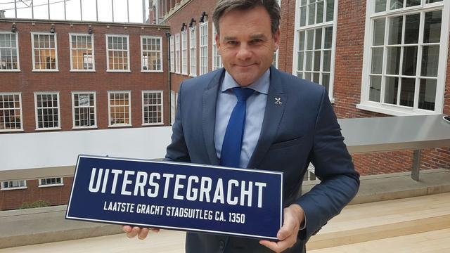 Nieuwe straatnaambordjes voor binnenstad