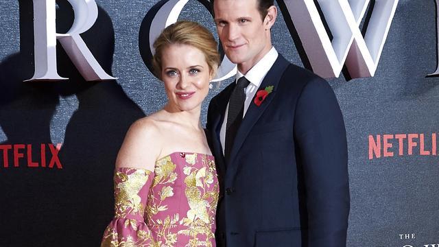 The Crown-tegenspelers weer samen te zien op het Britse toneel