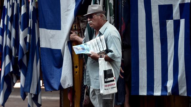 Griekse oppositieleider wil geen verkiezingen