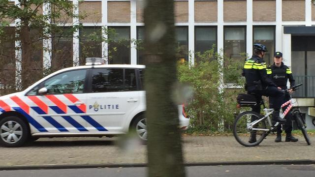 Bewaking Universiteit Leiden om dreiging schietpartij opgeheven