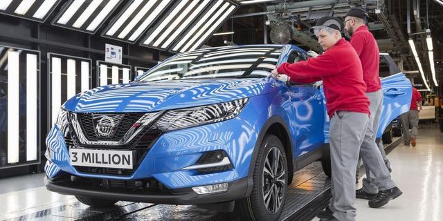 Europese autobouwers waarschuwen voor gevolgen 'no deal-Brexit'