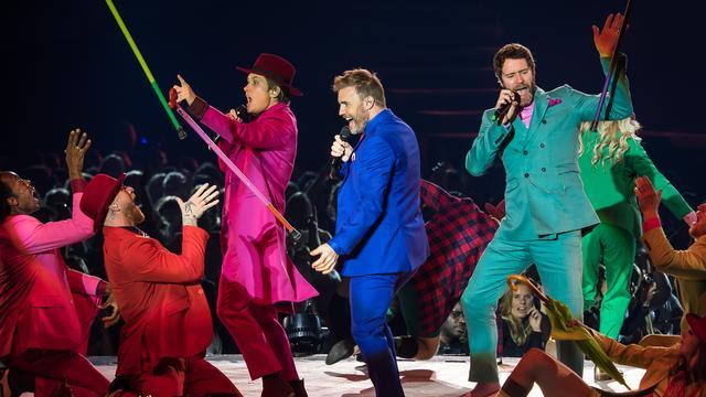 Fan biedt 1,3 miljoen euro voor privéconcert Take That