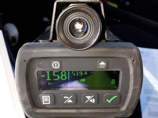 Rijbewijs ingevorderd van bestuurder