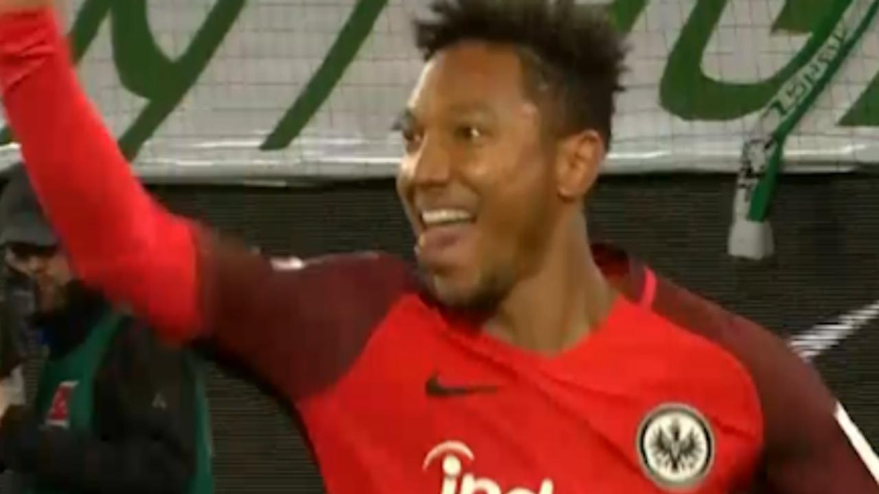 De Guzman bepalend voor Frankfurt in Bundesliga