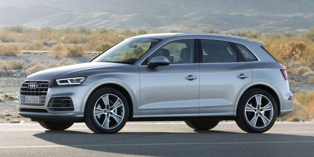 Audi Q5 stuk goedkoper