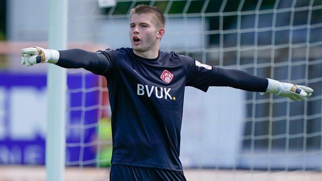PSV voegt met aanwinst Müller vierde keeper toe aan selectie