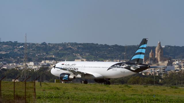 Opnames film over vliegtuigkaping stilgelegd om echte kaping in Malta