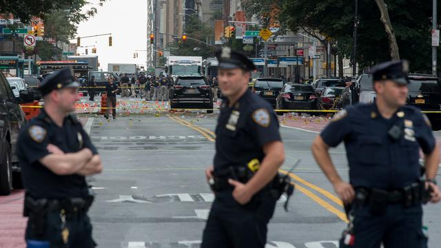 Politie zoekt 28-jarige verdachte in verband met explosie New York