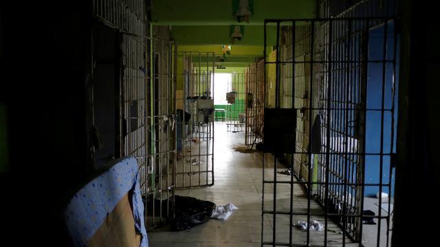 Gevaarlijke gevangenis Mexico sluit de deuren