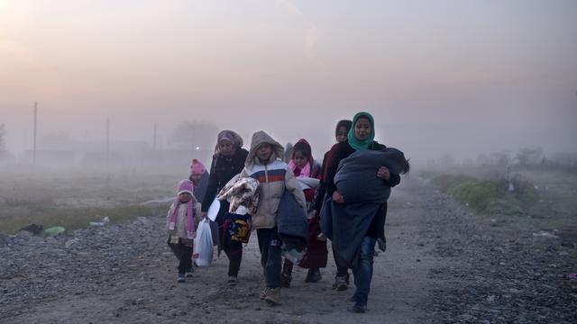 Europese Commissie maakt 62 miljoen vrij voor ontheemden Syrië
