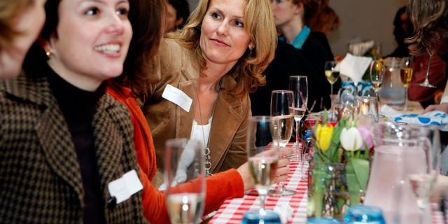 Weinig topvrouwen in Nederlands bedrijfsleven