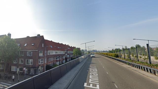 Tijdelijk verkeerslicht op Emmaviaduct vanwege sloopwerkzaamheden