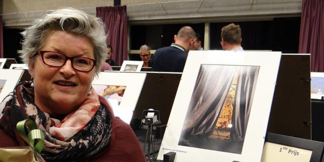 Jeanne van Oosterhout maakt mooiste corsofoto