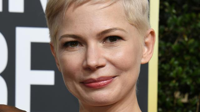 Michelle Williams blij met donatie Mark Wahlberg