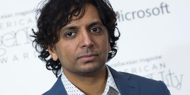 Sixth Sense-regisseur maakt thrillerserie voor Apple