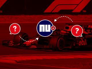 NU+ Formule 1